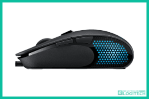 Logitech G302 Daedalus Prime MOBA Gaming Mouse Software