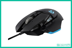 Logitech G502 PROTEUS CORE Tunable Gaming Mouse Software