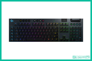 Logitech G915 Keyboard Software & Drivers Download for Windows, Mac