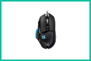 Logitech G502 PROTEUS CORE Gaming Software