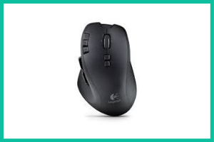 Logitech Wireless G700 Gaming Software